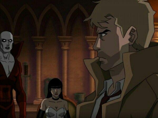 Justice League Dark: Deadman, Zatanna, & Constantine