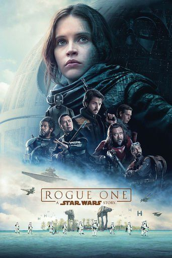The Rogue One: A Star Wars Story (2016) movie poster image #nmod