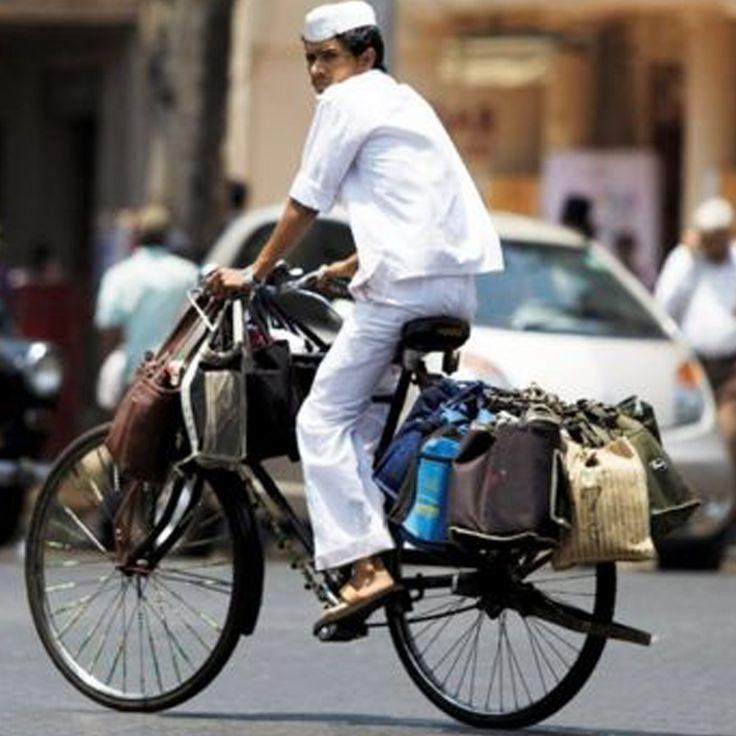Dabbawalla, livraison à vélo en inde