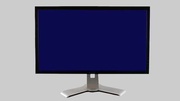 PC Monitor Mockup Template from MockupEverything.com