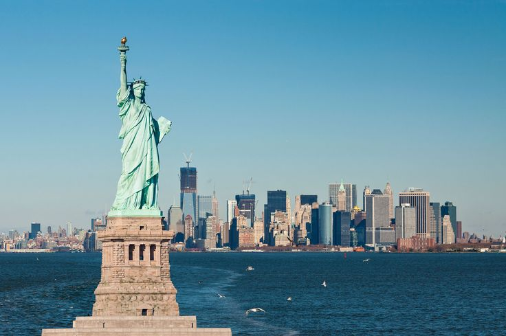 Statue of Liberty, one of the most visited attractions of USA