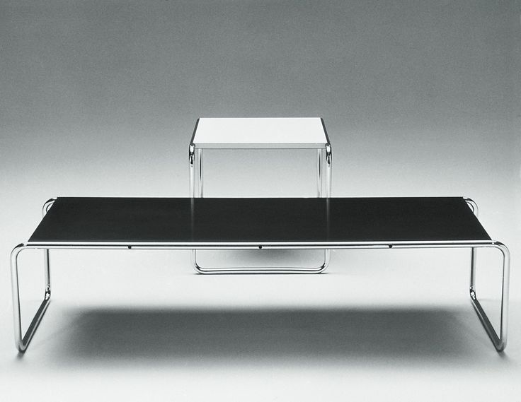 Like his Wassily and Cesca chairs, Marcel Breuer's Laccio Tables are critical to the story of 20th-century design. Breuer's use of tubular steel to define li...