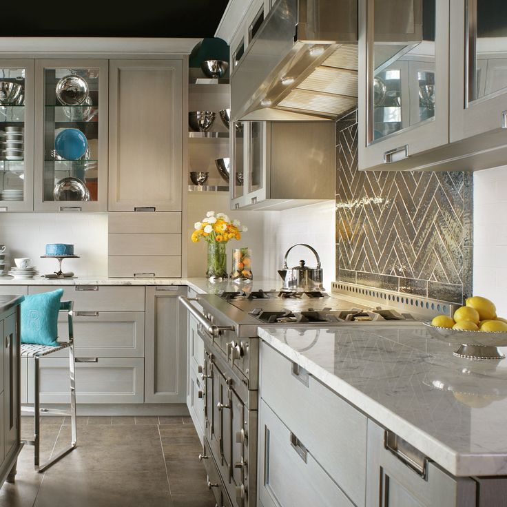Cutting Kitchen Cabinets: New Bilotta Collection Cabinetry Designed By Randy O'Kane