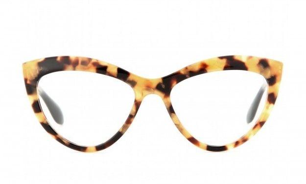 Miu Miu occhiali tartarugati