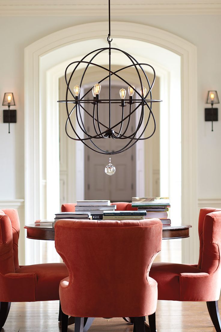 galleries lando lighting chandelier kichler room diningroom inspiration townsend living