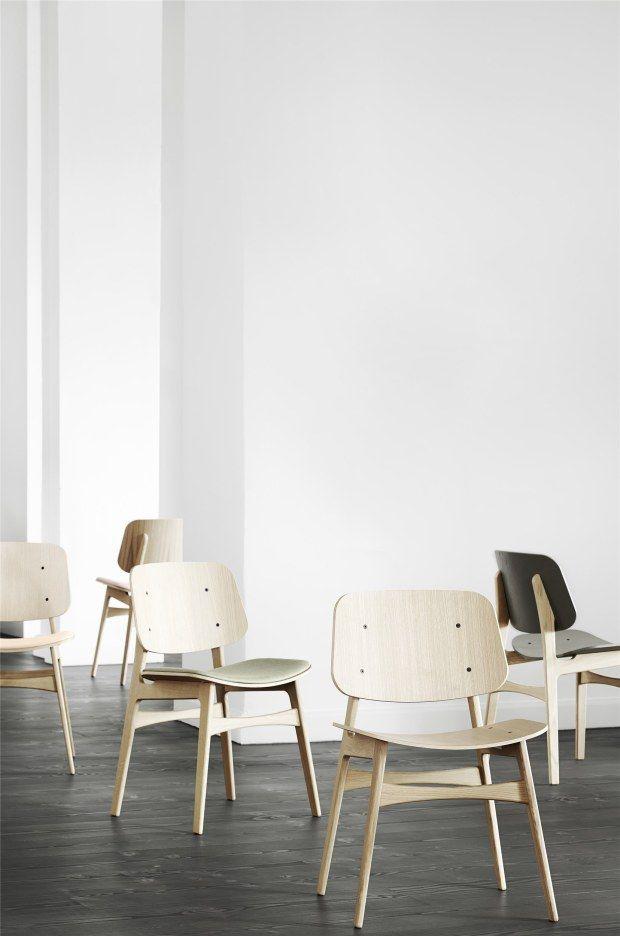 Børge Mogensen   SØBORG Chair