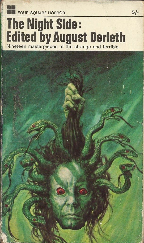 Uncle Doug's Bunker of Vintage Horror Paperbacks: An Appreciation of August Derleth on His Birthday