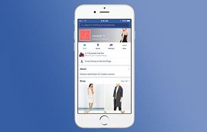 """News: Facebook's Testing Online Shops Embedded Into Business Pages: Forget the Like button: Facebook wants you to hit the Buy button instead. Buzzfeed reports that Facebook is testing new, miniature e-commerce sites that are embedded within the Facebook pages of retailers. While they're currently in the testing phase, the idea is to conduct the entire shopping experience within Facebook. There, """"buy"""" buttons allow consumers to spot an item they like and see the transact"""
