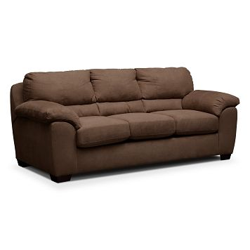 Colton IV Upholstery Sofa Value City Furniture $449 99 VCFWishlist living room