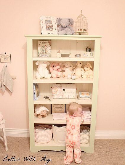 Baby+Girl's+Nursery