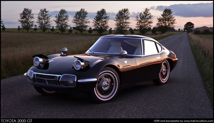 Toyota 2000 GT #cars #vintage #toyota #gt #stampedetoyota #yyc   http://www.stampedetoyota.com