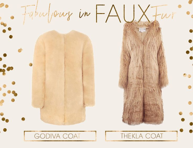This is the must-have for every fashionistas Fall outerwear collection! The 'GODIVA' is crafted from sumptuously soft & luxurious deep pile faux fur, showcasing an oversized fit, longer line hem for extra warmth, silky satin lining, side pockets, discreet hook & eye fastening and a clean round neckline. Wear everyday or simply glam it up in 'Godiva'!  Staying warm has never been more easier & stylish bae! By House of Maguie