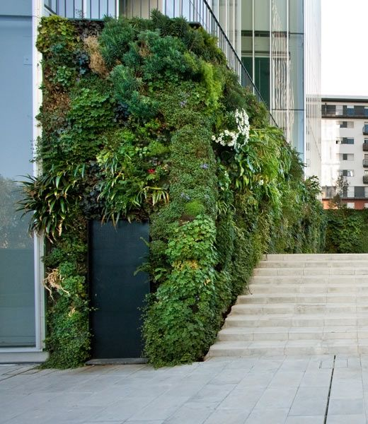 25 Trending Vertical Garden Design Ideas On Pinterest