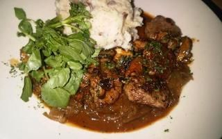 Cheesecake Factory Restaurant Copycat Recipes: Steak Diane