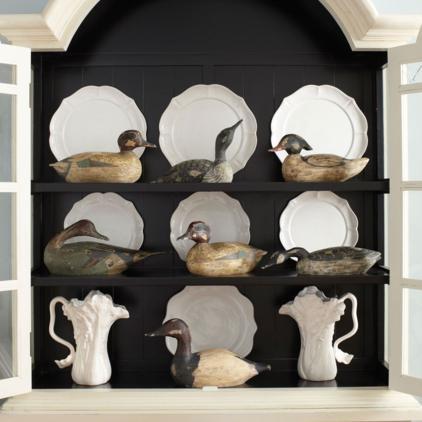 I collect decoy ducks