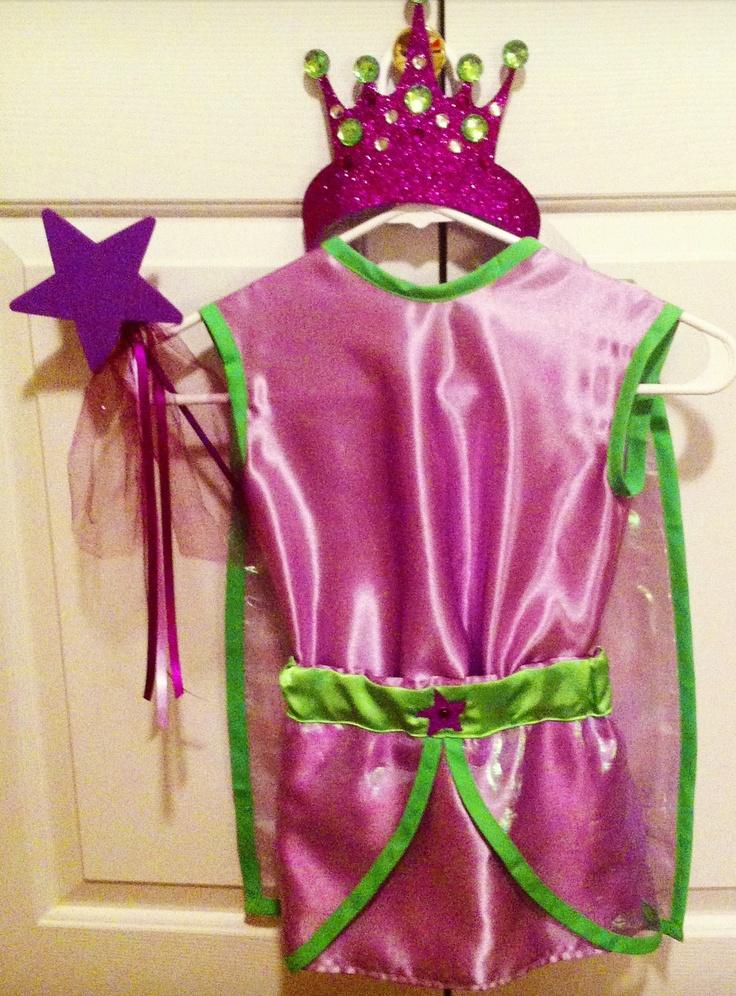 Handmade Princess Presto from PBS Super Why show :)
