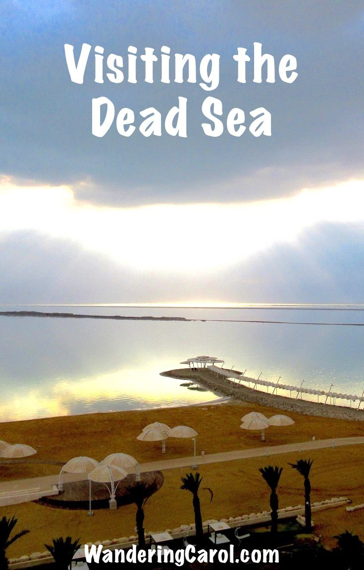 Visiting the Dead Sea in Israel can be a profoundly moving experience. Here's my story: http://wanderingcarol.com/israel-dead-sea-hotels-herods-hotel-spa/
