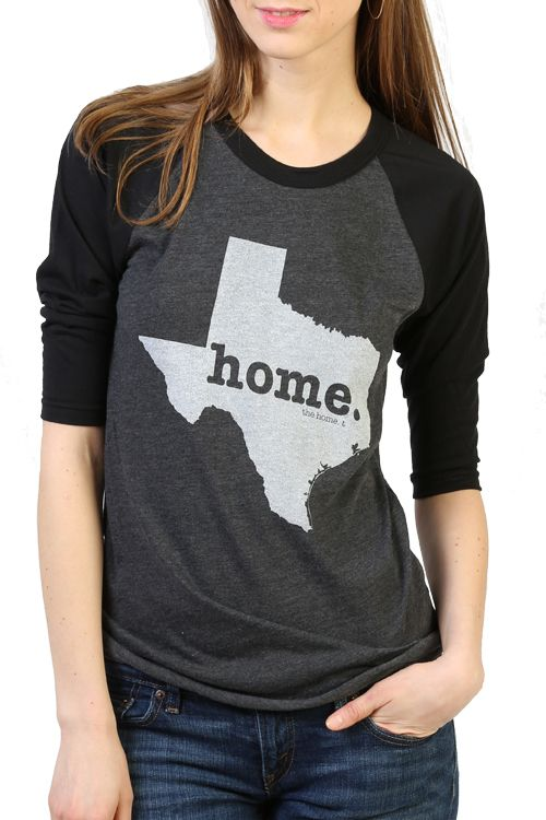 The Texas Home Baseball T. Get it! A portion of profits donated to multiple sclerosis research.
