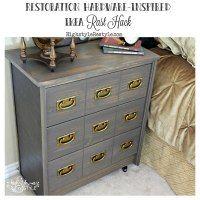 http://www.highstylerestyle.com/blog/restoration-hardware-nightstand-ikea-hack