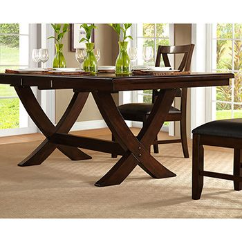 Bayside Furnishings, Valencia, dining room, 7 pieces | Costco Mexico