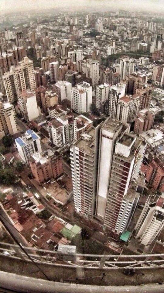 Bucaramanga ciudad bonita