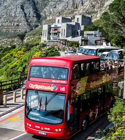 Cape Town Sightseeing Bus #MoreQuarters #FamiliesatMoreQuarters #Kidstravelling #Travelwithchildren #KidFriendlyCapeTown