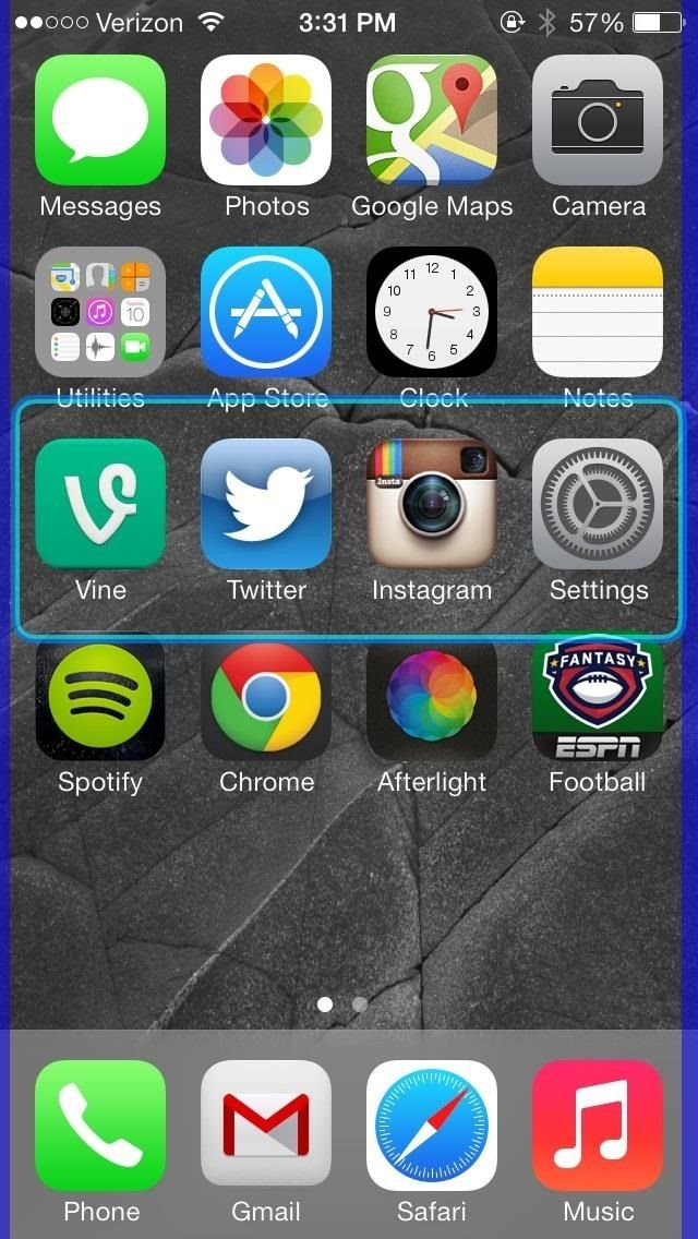 The Coolest 18 Features in iOS 7 That You Probably Didn't Know About « iOS softModder