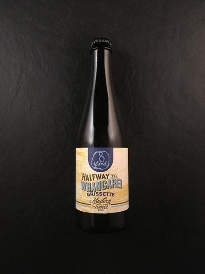 8 Wired-Halfway to Whangarei Grissette-Pale / Saison @ Beer Republic • Order it / Buy it / Bestel het / Kauf es / Achete . Amerikaans • Canadees • Nieuw Zeelands bier bestellen online. Buy American • Canadian • New Zealand beer online. Online bier coffin. Acheter bierre online.