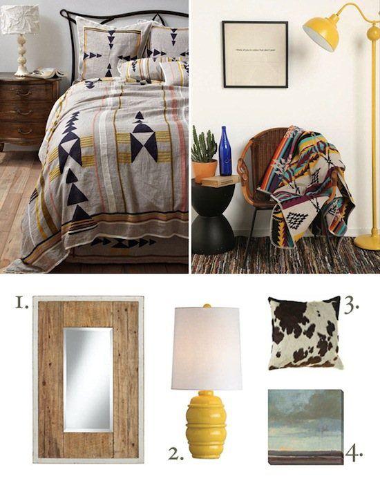 Southwestern Decor and Furniture