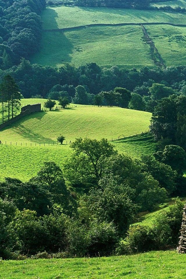 The Hills of Troutbeck, Cumbria