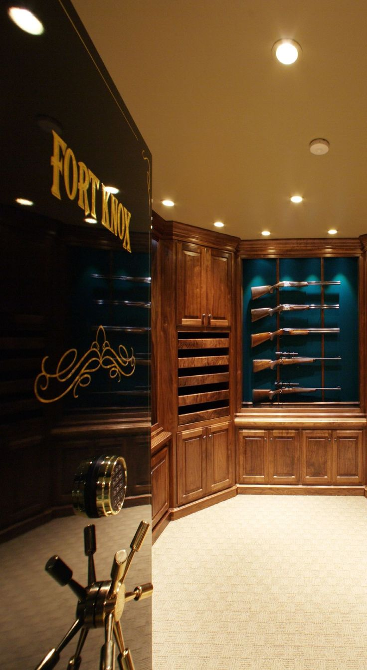 103 Best Gun Room Images On Pinterest