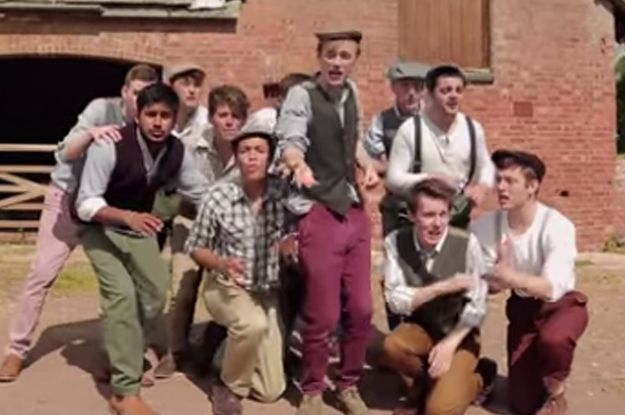 """This A Cappella Cover Of Gwen Stefani's """"Rich Girl"""" Is Unreal"""