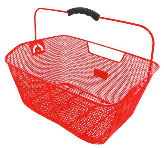 Buy M Wave BK615 Wire Basket at Argos.co.uk - Your Online Shop for Bike accessories, Bikes and accessories, Sports and leisure.