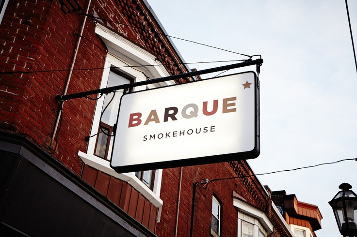 Barque Smokehouse is the brainchild of long-time friends Jonathan Persofsky and David Neinstein, whose passion for bbq and the hospitality industry led them away from their corporate careers to the wooded interior of Toronto's Urban Smokehouse. From the extensive wine list and artisan beers to the  seasonal fruits and vegetables delicately prepared to match the subtle smokiness of genuine pit barbeque, Barque Smokehouse presents an original approach to traditional barbeque.