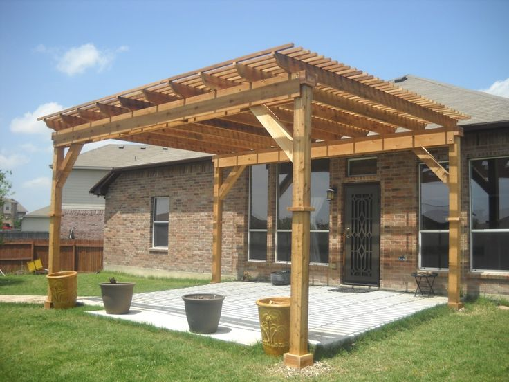 Cedar Pergola Builder In San Antonio. Lone Star Patio Builders Will  Professionally Design Your Cedar