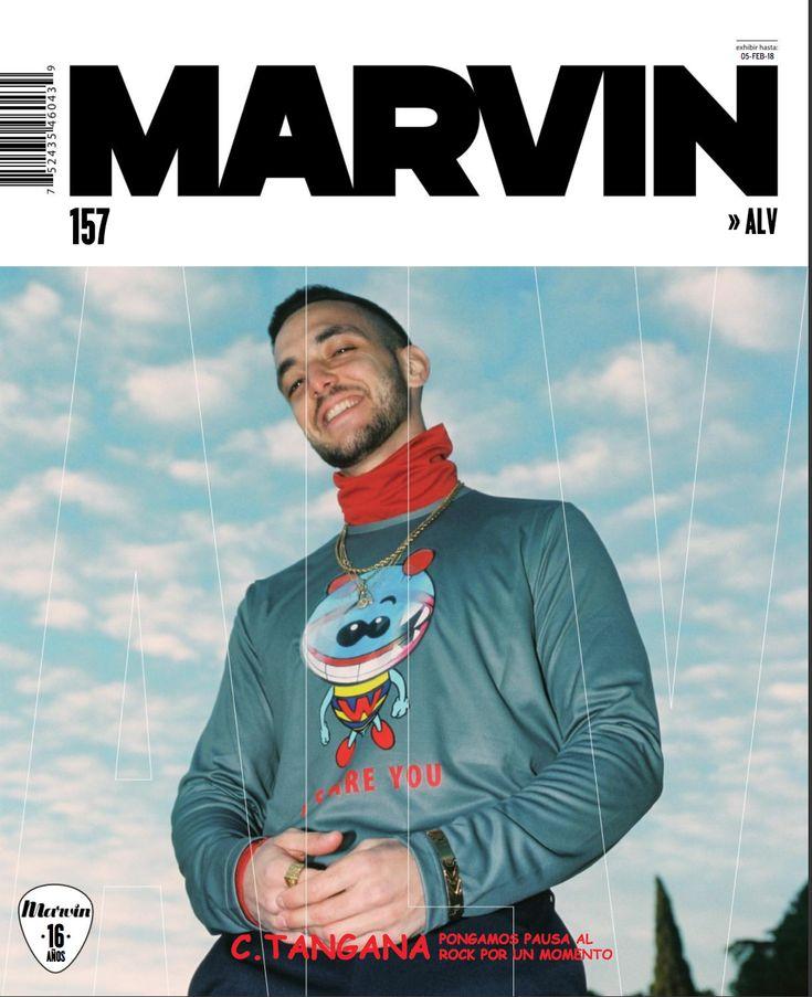 MARVIN 157 #ALV | C. TANGANA #MinimalDesign  #Minimal #RevistaMarvin #Marvin #ArtDirection #Magazine #EditorialDesign #Editorial #GraphicDesign