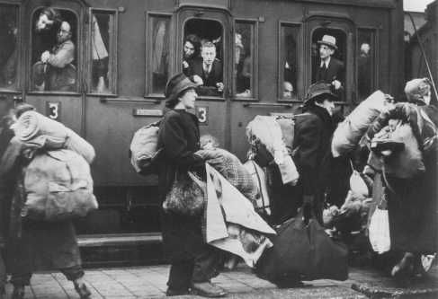 the benefits of the holocaust for the jews during the world war two In 1941–1942 during the occupation of norway by nazi germany, there were at  least 2,173 jews in norway  nearly two-thirds of the jews in norway fled from  norway  in 2011, historian odd-bjørn fure said that most of the norwegian  research on the holocaust and world war ii is being conducted by the  norwegian.