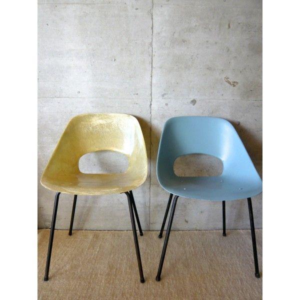 chaise tonneau de pierre guariche product design pinterest pierre guariche tonneaux et. Black Bedroom Furniture Sets. Home Design Ideas