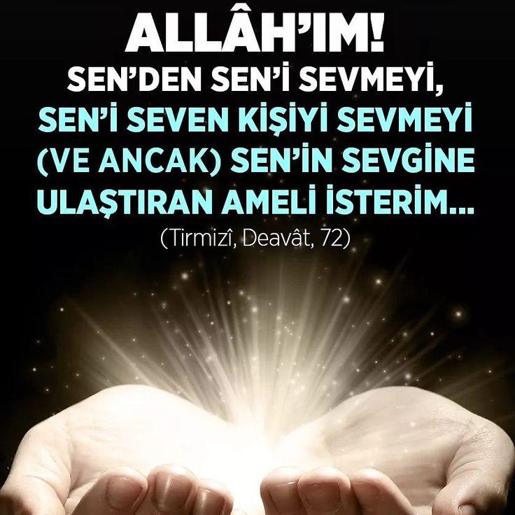 Sevgim sana Allah'ım.  #sevgi #sevgili #Allah #amel #dua #amin #hadisler #hadis #ilmisuffa