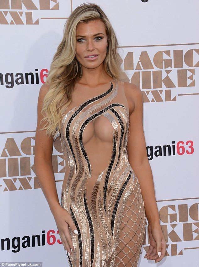 Women Wearing See Thru Clothes With Big Bbobs