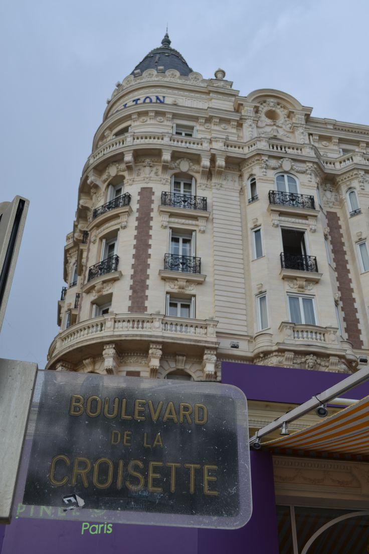 Boulevard de la Croisette - Cannes