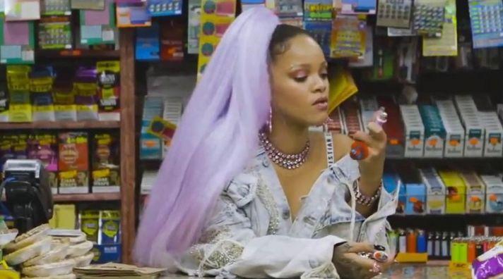 Rihanna ft. Iggy Azalea - Bad Girl (Official Video)