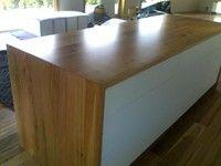 wooden bench tops
