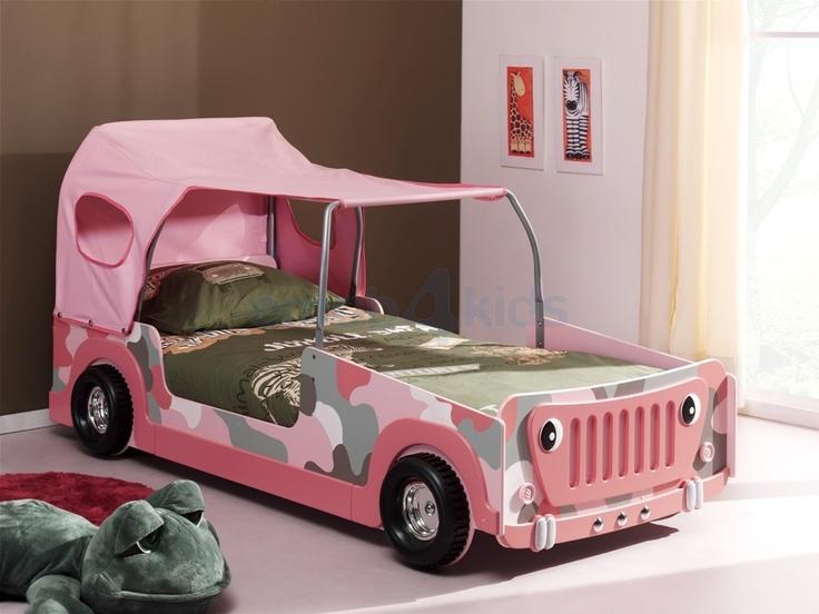 Lit voiture pour fille lits voitures girlspower chambre de filles emob4ki - Lit voiture pour fille ...