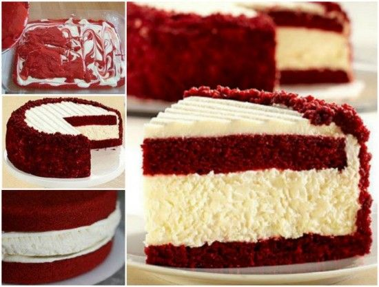 Red Velvet Cheesecake Is A Total Show Stopper | The WHOot