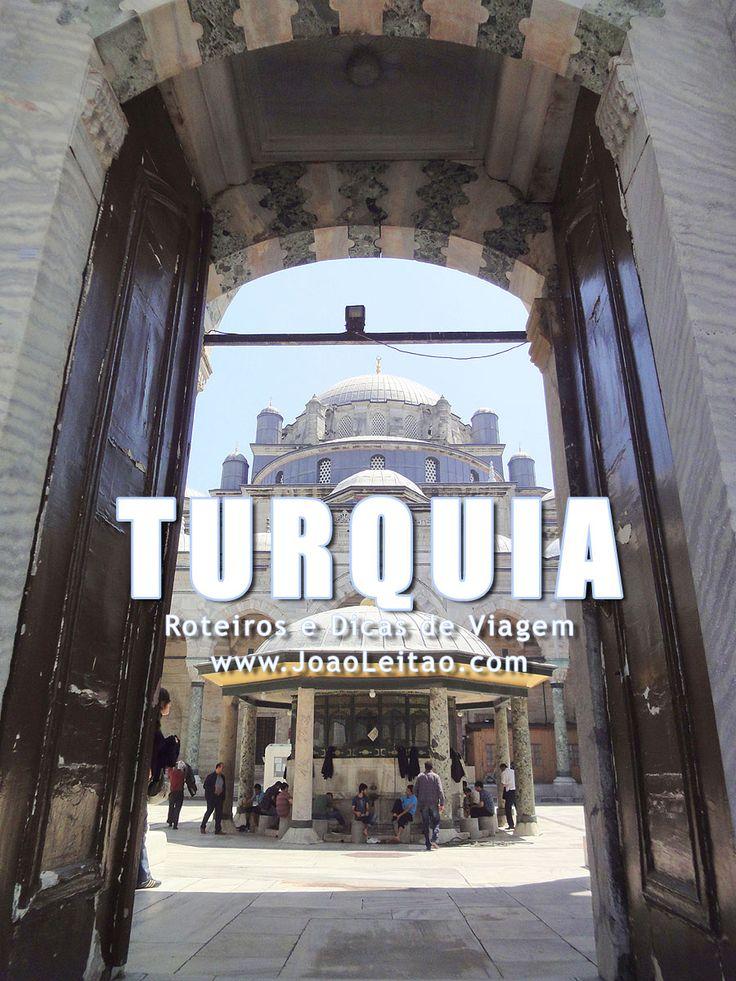 Visitar Turquia – Roteiros e Dicas de Viagem