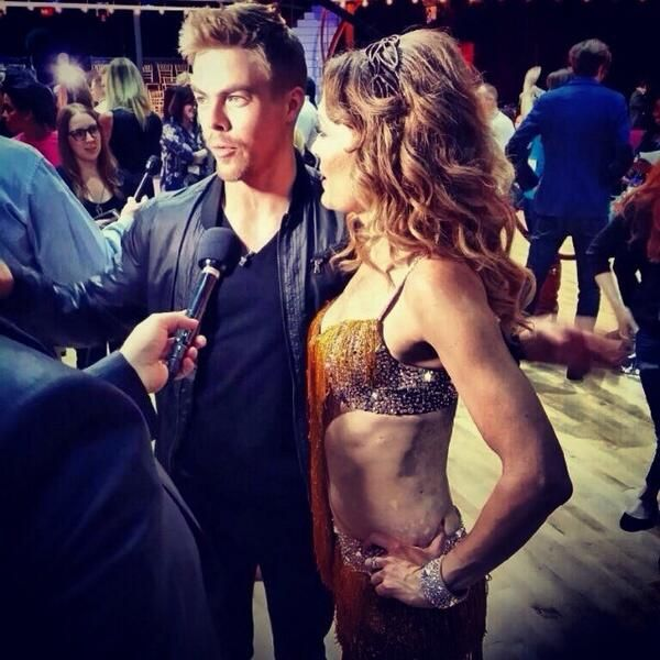 """@Amy Lyons Purdy: Finishing up the press line last night with @Derek Imai Hough"""