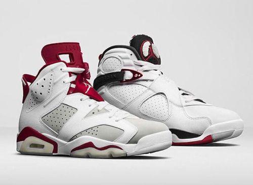 http://SneakersCartel.com Alternate 6s or 8s?  Release Dates  Air Jordan 6: 03.11.17 Air... #sneakers #shoes #kicks #jordan #lebron #nba #nike #adidas #reebok #airjordan #sneakerhead #fashion #sneakerscartel