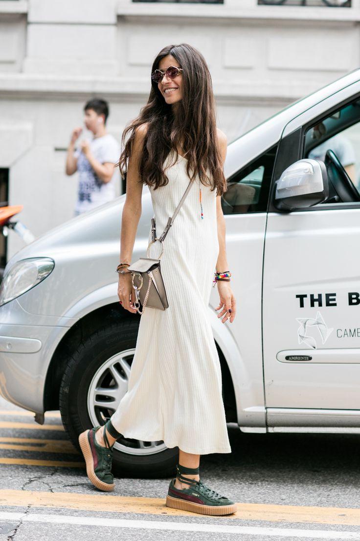 """gianmarcocalandrini: """" Street Style Chiara Totire """""""