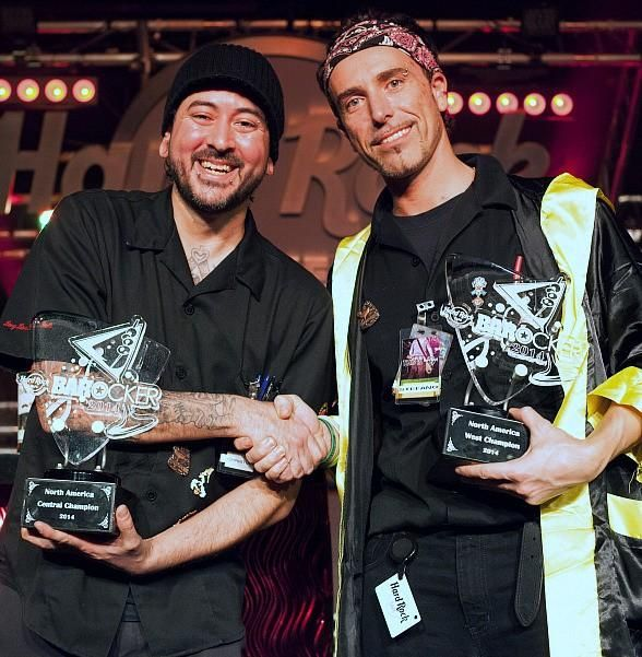Hard Rock's Top Bartenders Duke It Out for Chance to Take Top Spot in BARocker Battle (Photo credit: Photo FM).